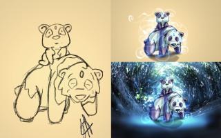 Pokemon Panda